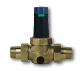Optional pressure reducer for water pump