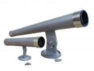 Stainless steel playground telescope