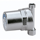 Optional water hammer arrestor for our water pump