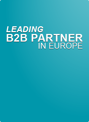 LeadingB2B Partner in Europe